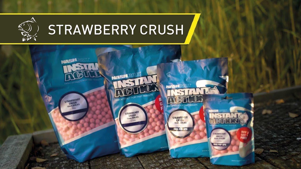 Nash Tackle Boilies Pineapple Crush 1kg Протеинови топчета