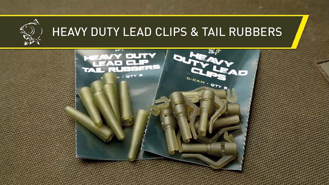 Nash Tackle Heavy Duty Lead Clips