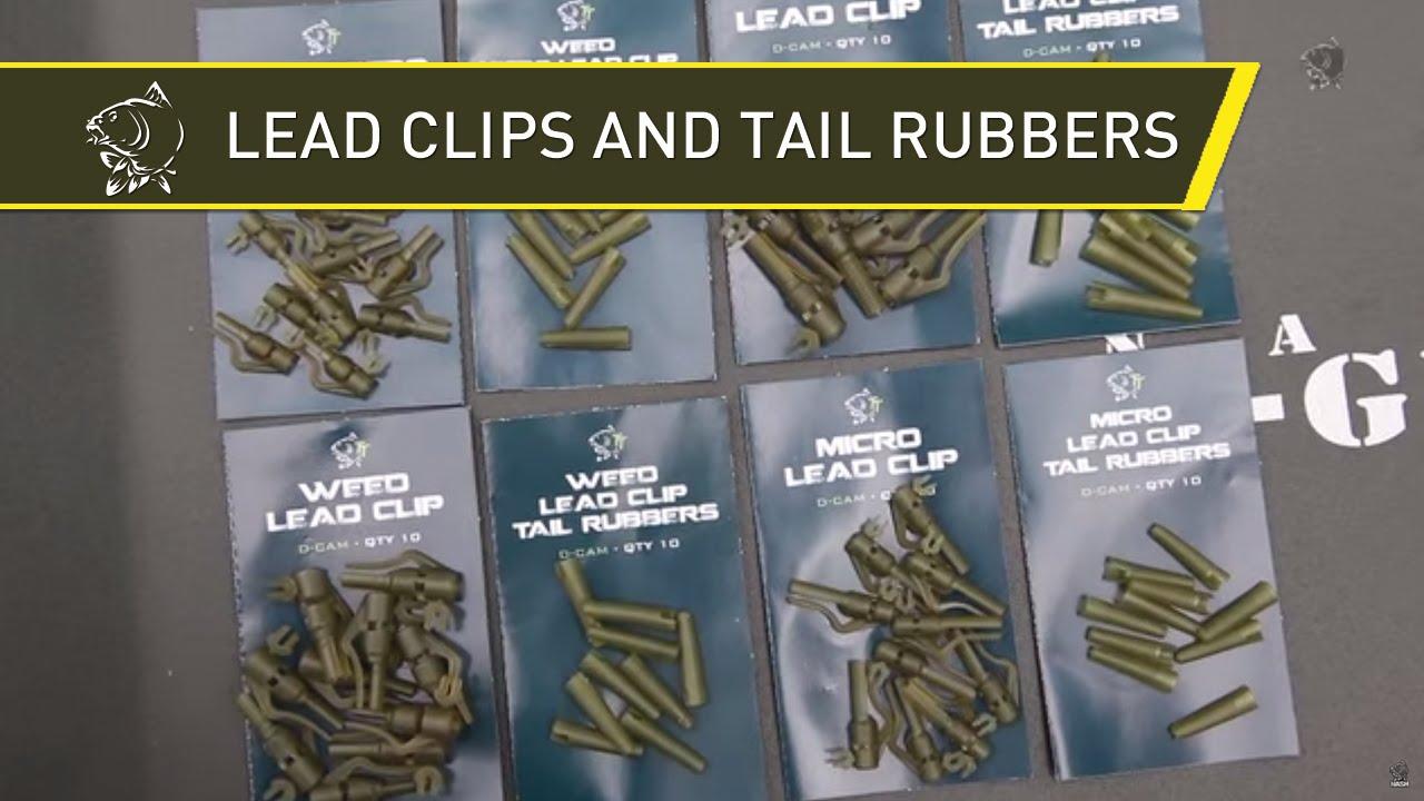 Nash Tackle Standart Lead Clip