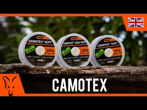 FOX EDGES CAMOTEX SEMI STIFF 20m