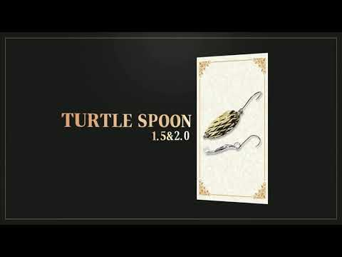 Cats Claw Turtle Spoon Клатушка 2.0 гр.