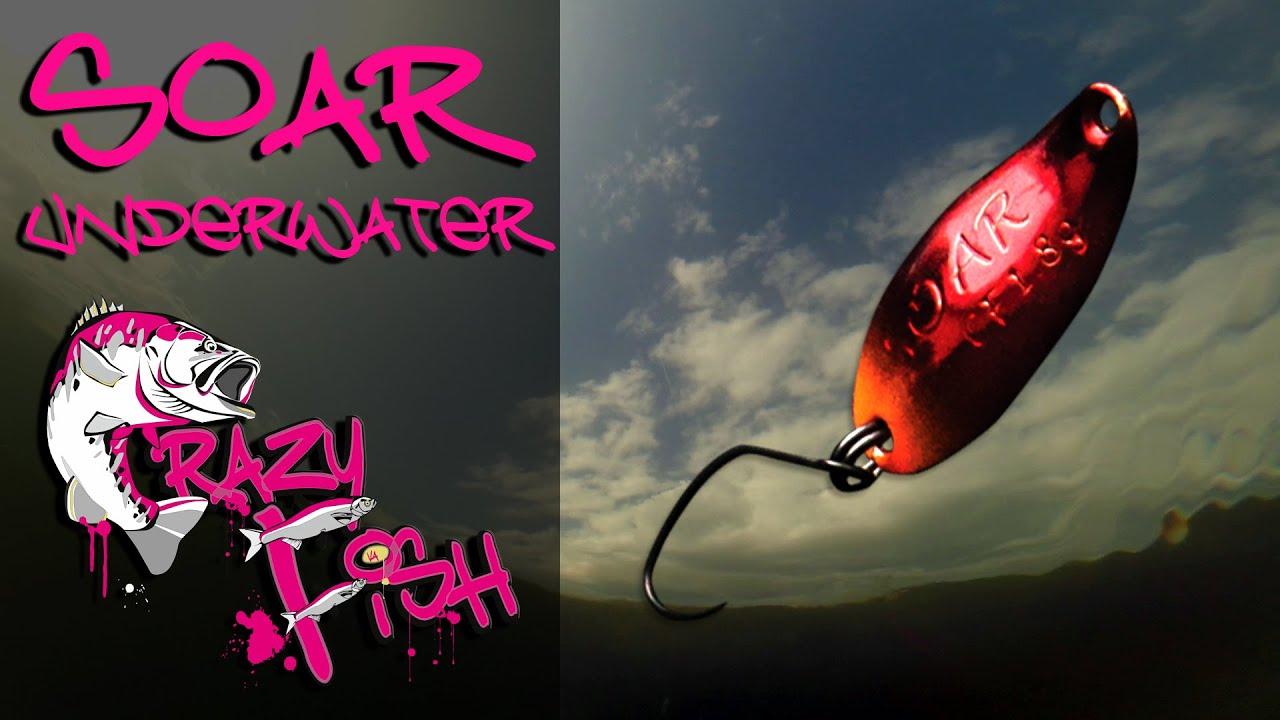 Crazy Fish Soar 2.2гр. Клатушка