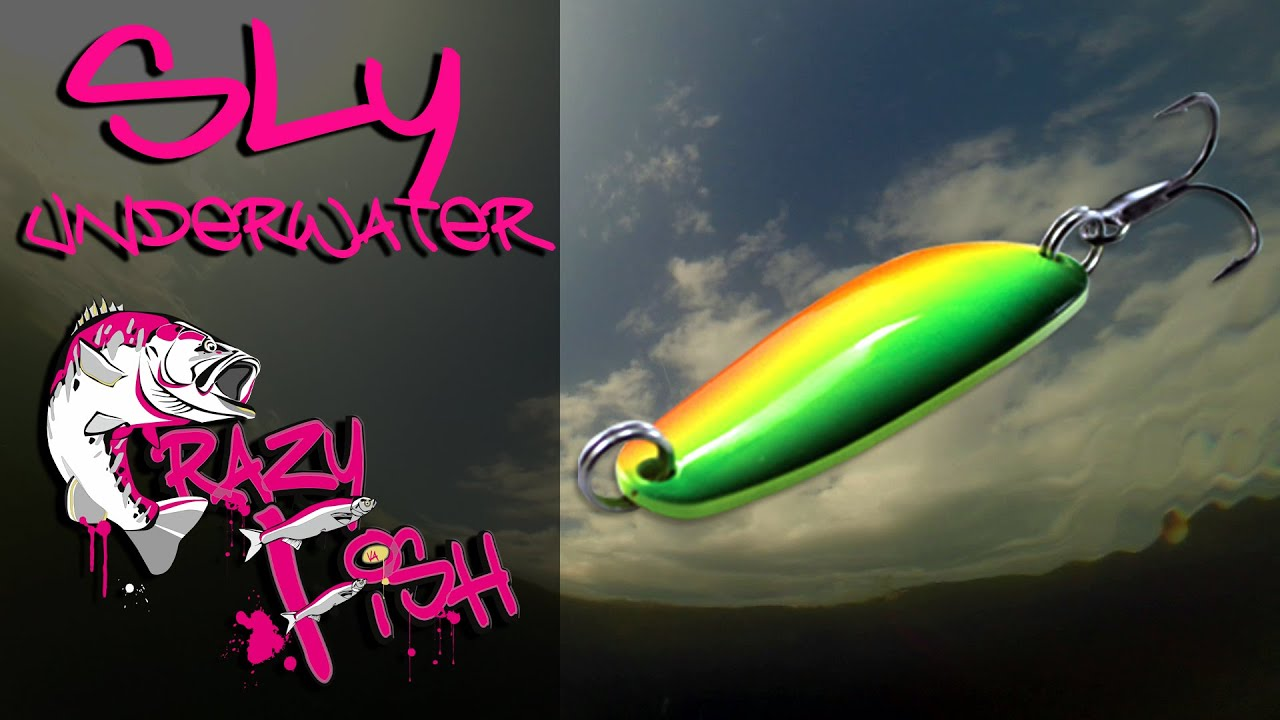 Crazy Fish Sly 9гр. Клатушка