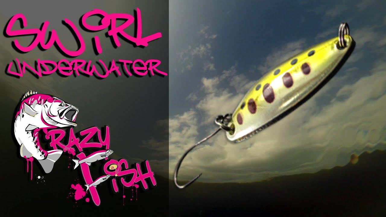 Crazy Fish Swirl 3.3гр. Клатушка
