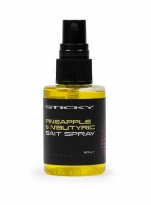 Sticky Baits Pineapple & N'Butyric Bait Spray 50 мл