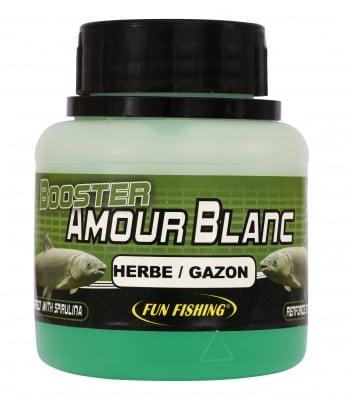 Fun Fishing  Amour Blanc Booster Дип за Амур