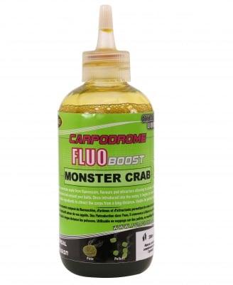 Fun Fishing Fluo Booster Monster Crab 200ml Флуо Бустер