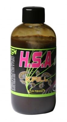 Fun Fishing HSA Liquid Krill 200ml Амино Атрактант Ликуид
