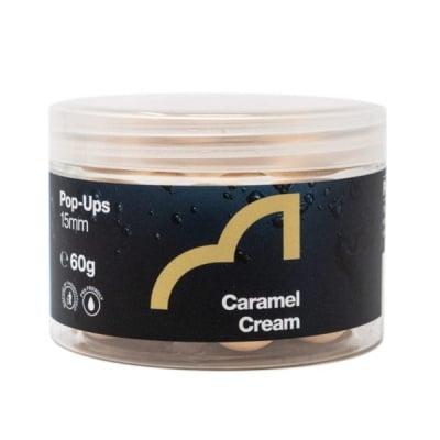 Spotted Fin Frank Warwick Caramel Cream Pop-Up