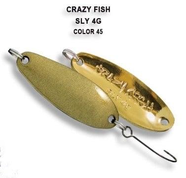 Crazy Fish Sly 4гр. Клатушка