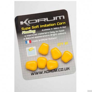 Изкуствена царевица Korum Supa Soft Floating
