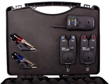 Delphin Roler Комплект сигнализатори 3 бр + станция и обтегачи