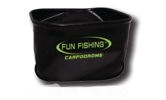 Fun Fishing Eva Bag M 18x18x10cm Кутия непромокаема