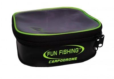 Fun Fishing Bag EVA L 20x20x6cm Чанта непромокаема