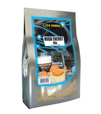 Fun Fishing High Energy 2.5kg. Микс
