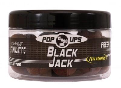 Fun Fishing Black Jack POP UP 15&20мм 80гр. Поп-ъпи