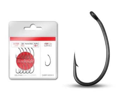 Delphin Tefcon Cuter Carp Hooks Куки