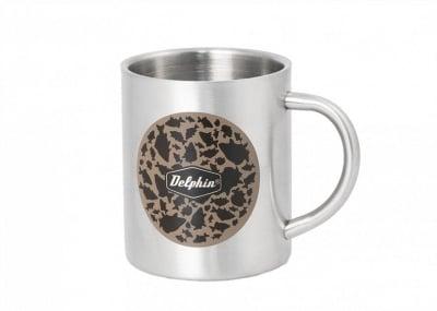 Delphin Stainless steel cup CARPATH Чаша от неръждаема стомана