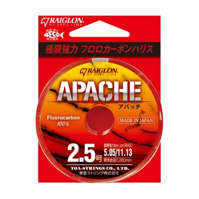 Raiglon Apache Fluorocarbon Флуорокарбон