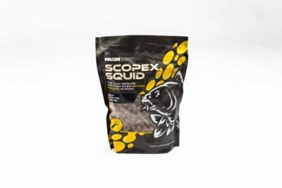 Nash Tackle Scopex Squid Boilies Протеинови топчета 1kg