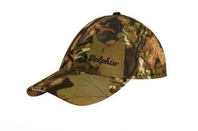 Delphin Winter Cap with led Шапка с челник LED зимна