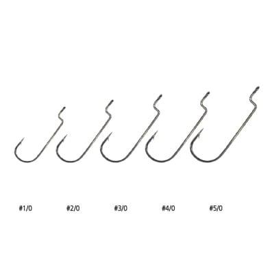 Damiki Standard Offset Hook Офсетни Куки