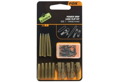 Fox Edges Power Grip Lead Clip Kit Комплект аксесоари