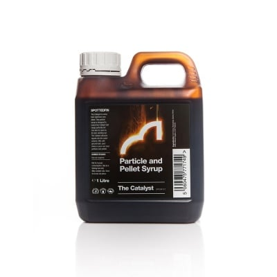 Catalyst Particle and Pellet Syrup 1L