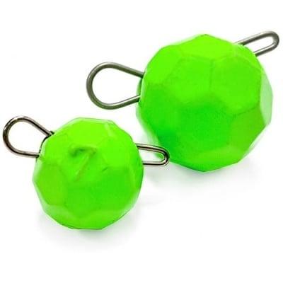 Perchik Fishball Lead Fluo Green Многостенна чебурашка Зелена