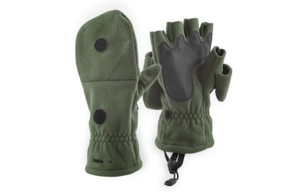 Delphin Fleece gloves Ръкавици  XL Полар