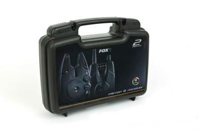 FOX MICRON MX 3+1 Комплект сигнализатори 3 броя