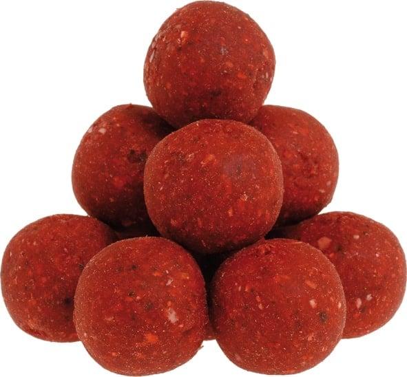 Carp Target Boilies Протеинови топчета 15mm 800 гр. Hot Spice