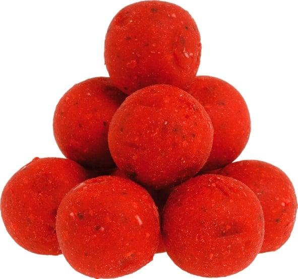 Carp Target Boilies Протеинови топчета 15mm 800 гр. Sweet Strawberry