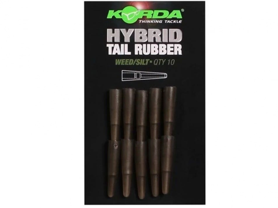Korda Hybrid Tail Rubber Weed Конуси