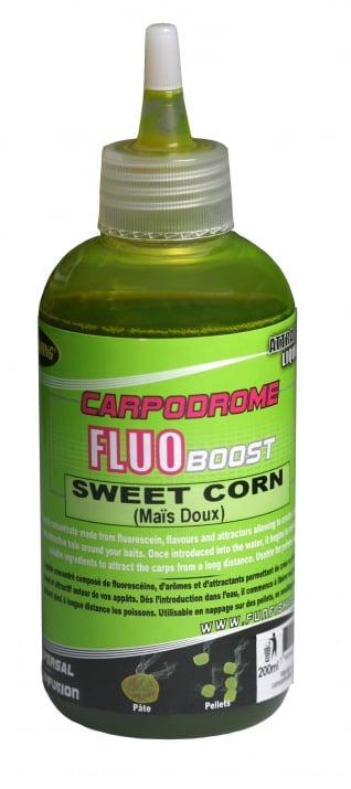 Fun Fishing Fluo Booster Sweet Corn 200ml Флуо Бустер