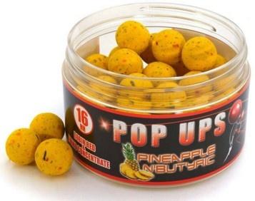Ecstasy Pop Ups 16мм Ananas N\'Butyric 90гр. Fun Fishing