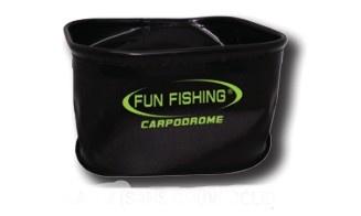 Fun Fishing EVA Bag S 9x18x10cm Кутия Непромокаема