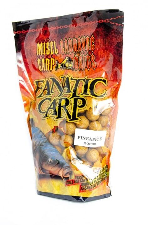 Misel Zadravec Boilies Fatatic Carp Pineapple Протеинови топчета 0.800кг.