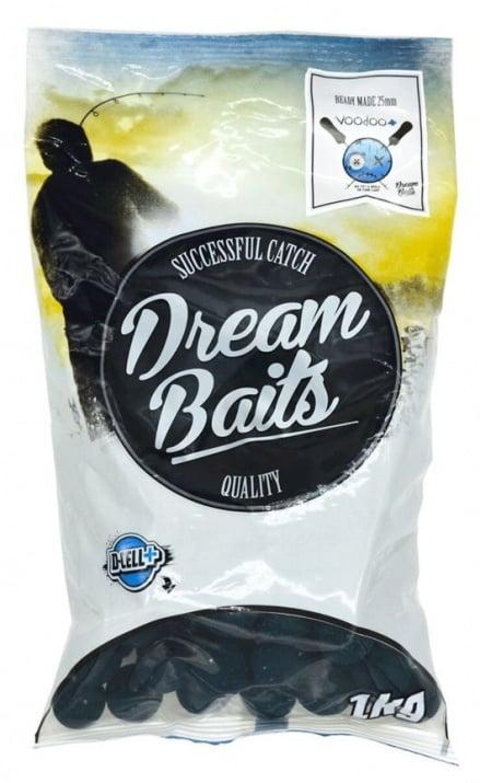 Dream Baits Boilies VooDoo+ Протеинови топчета 1 кг