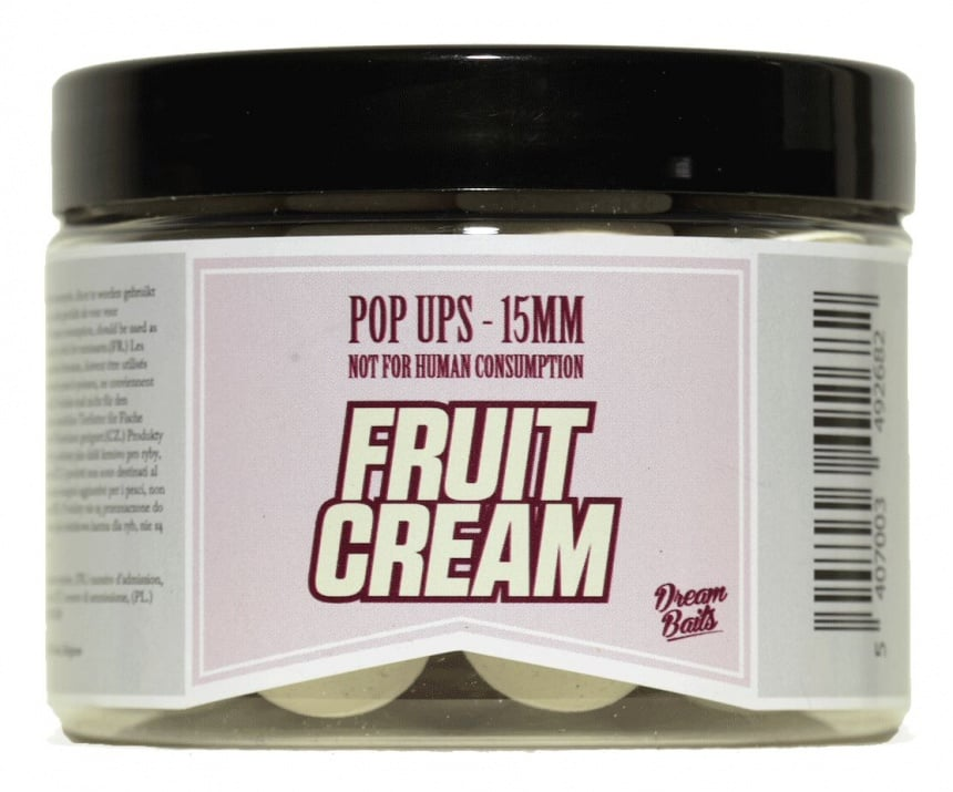 Dream Baits Pop Ups Fruit Cream Поп Ъпи 50 гр