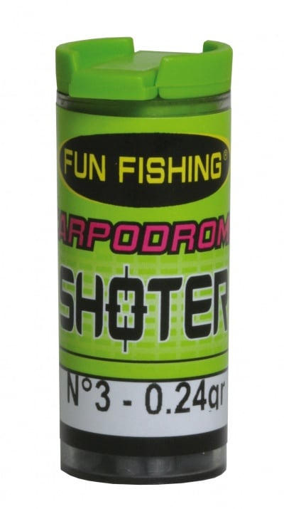 Fun Fishing Recharge Plomb Shooter