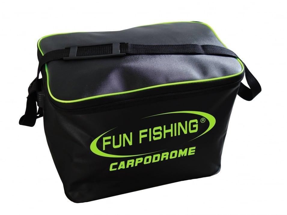 Fun Fishing Carry All EVA bag 29x45x30cm Чанта непромокаема