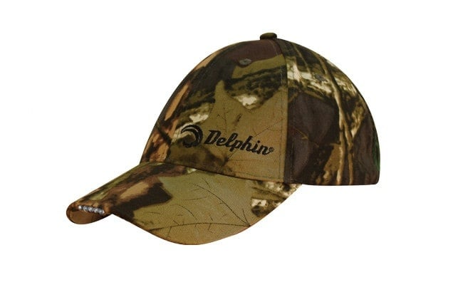 Delphin Summer Cap with led Шапка с челник LED лятна