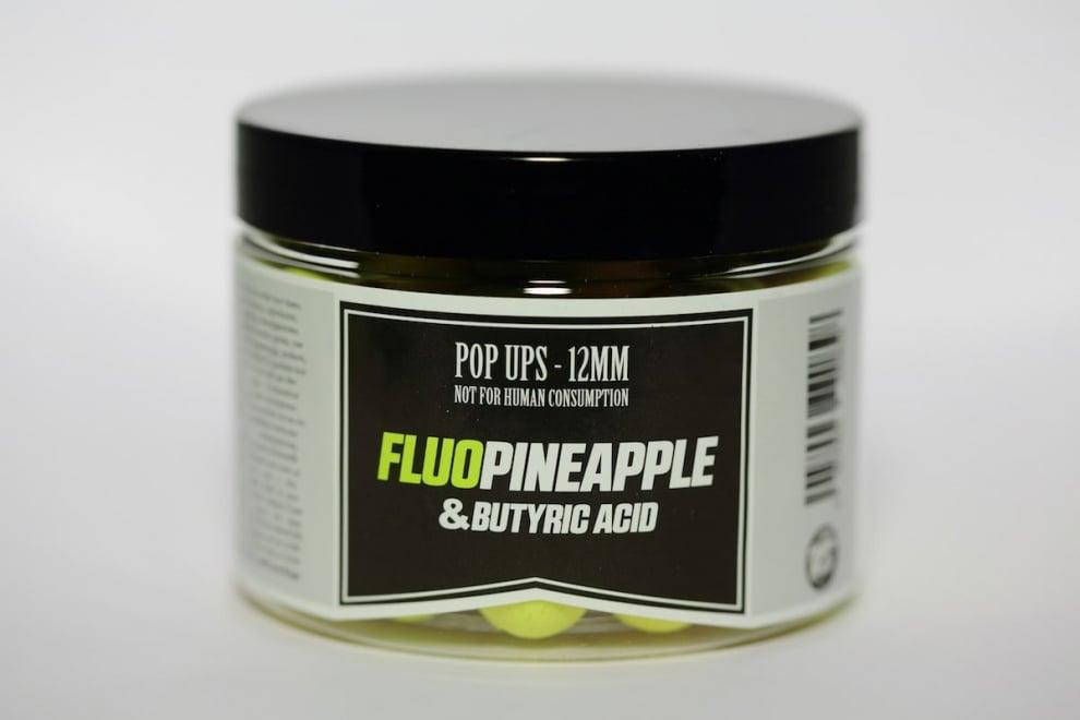 Dream Baits Pop Ups Pineapple Fluo Поп Ъпи 50 гр Pineapple Fluo 12 мм
