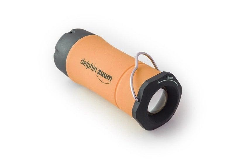 Delphin Zuum LED Лампа Оранжев