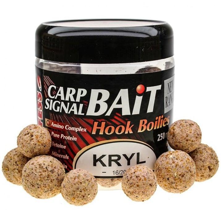 Profess Carp Boilies Signal Bait 16/20мм 250мл. Протеинови топчета Крил и Люто