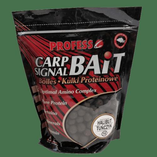 Profess Boilies Carp Signal 20мм Протеинови топчета 750g Халибут и Риба Тон