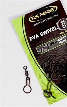 Fun Fishing PVA Swivel 10 броя