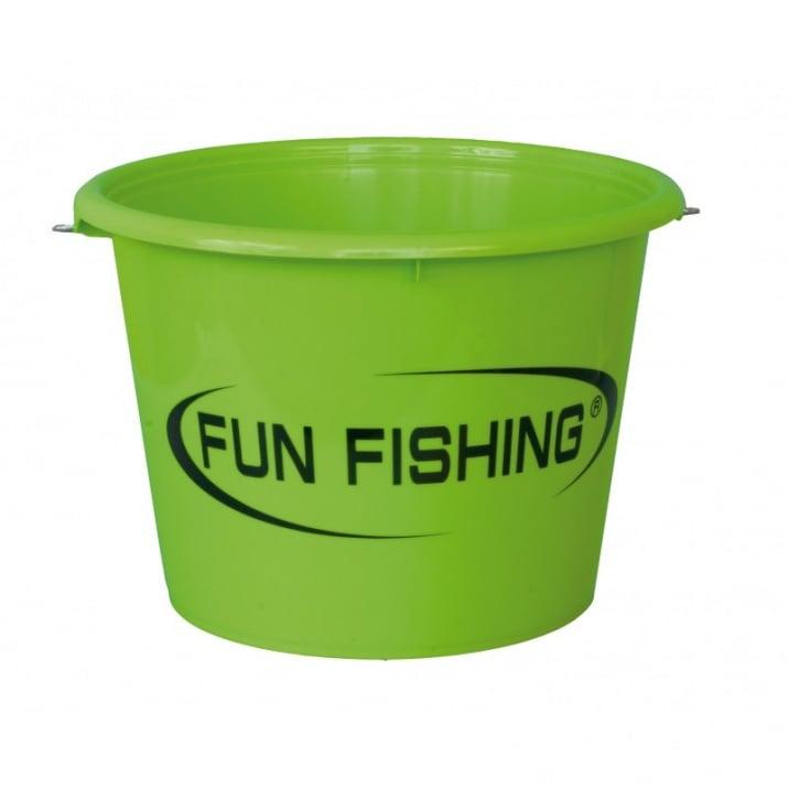 Fun Fishing Bucket Кофа за захранка 17L