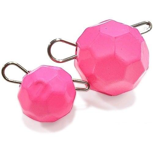 Perchik Fishball Lead Pink Многостенна чебурашка Розова